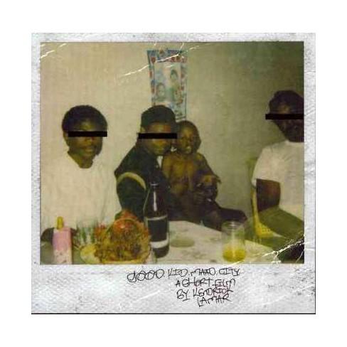 Kendrick Lamar - Good Kid, m.A.A.d City (CD) - image 1 of 1