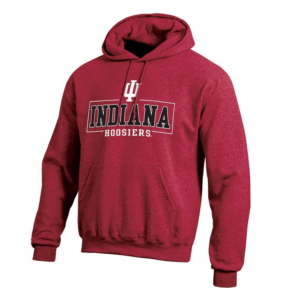 Ncaa Indiana Hoosiers Men 39 S Cotton Hoodie L