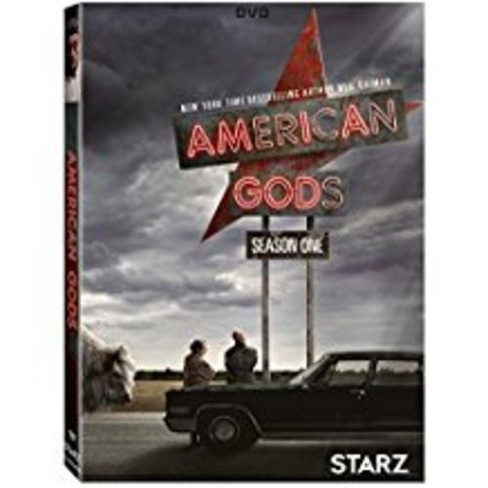 American Gods Season 1 (DVD) - image 1 of 1