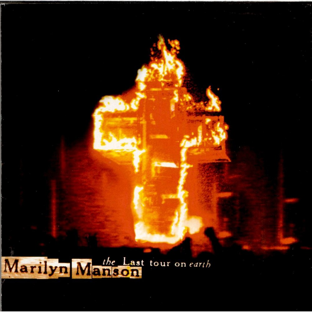 Marilyn Manson - Last Tour On Earth (CD)