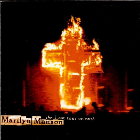 Marilyn manson - Last tour on earth [Explicit Lyrics] (CD) - image 1 of 1