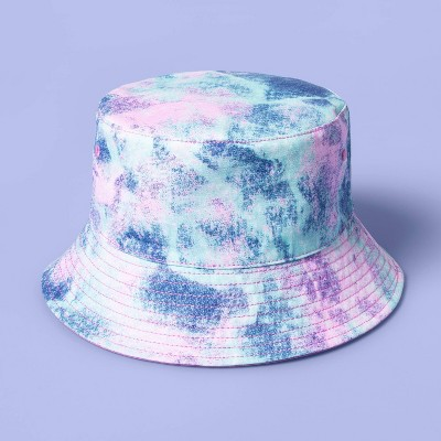 Girls' Tie-Dye Bucket Hat - More Than Magic™