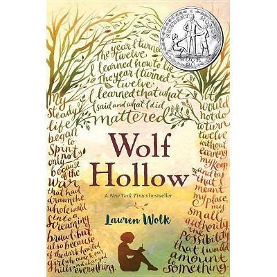 Wolf Hollow - by  Lauren Wolk (Hardcover)