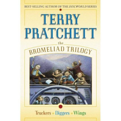 The Bromeliad Trilogy - by  Terry Pratchett (Hardcover) - image 1 of 1