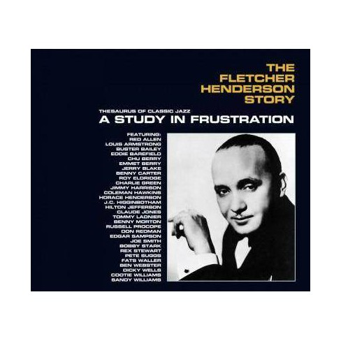 Fletcher Henderson - Story: A Study In Frustration (CD) - image 1 of 1
