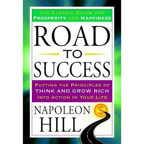 Road to Success - by  Napoleon Hill (Paperback) - image 1 of 1