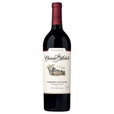 Chateau Ste. Michelle Cabernet Sauvignon Red Wine - 750ml Bottle