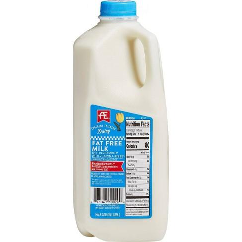 Anderson Erickson Skim Milk - 0.5gal - image 1 of 4