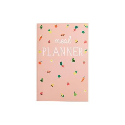 Pearhead Meal Planner Notebook