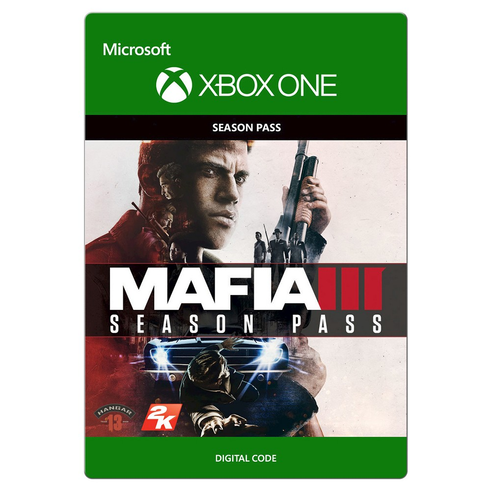 Mafia Iii: Season Pass - Xbox One (Digital)