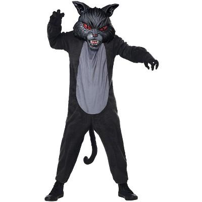 California Costumes Cat Fight Child Costume
