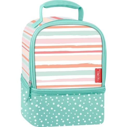 Thermos Kids' Dual Compartment Lunch Box - Pastel Delight - image 1 of 4