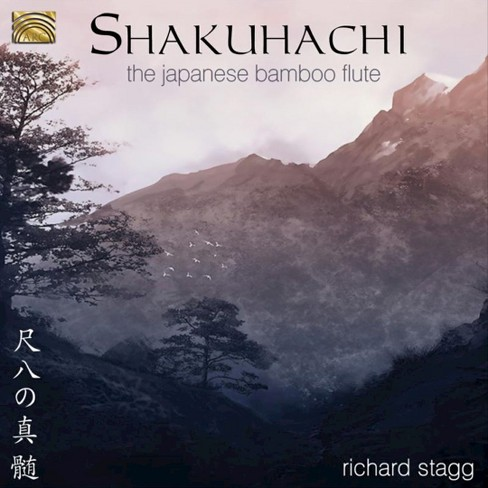 Richard stagg - Shakuhachi:Japanese bamboo flute (CD) - image 1 of 2