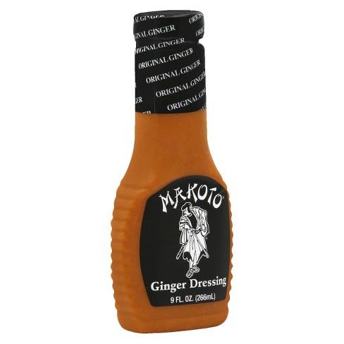 Makoto Ginger Dressing - 9oz - image 1 of 1