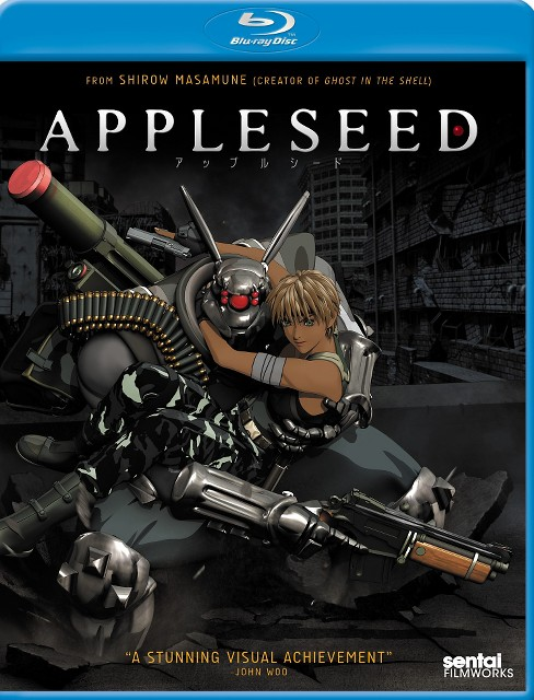 Appleseed (Blu-ray) - image 1 of 1
