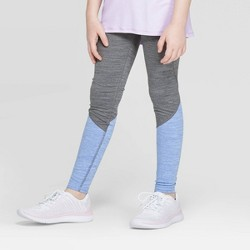 Girls' Color Blocked Performance Leggings - C9 Champion®