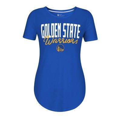 NBA Golden State Warriors Women's Bold Script T-Shirt