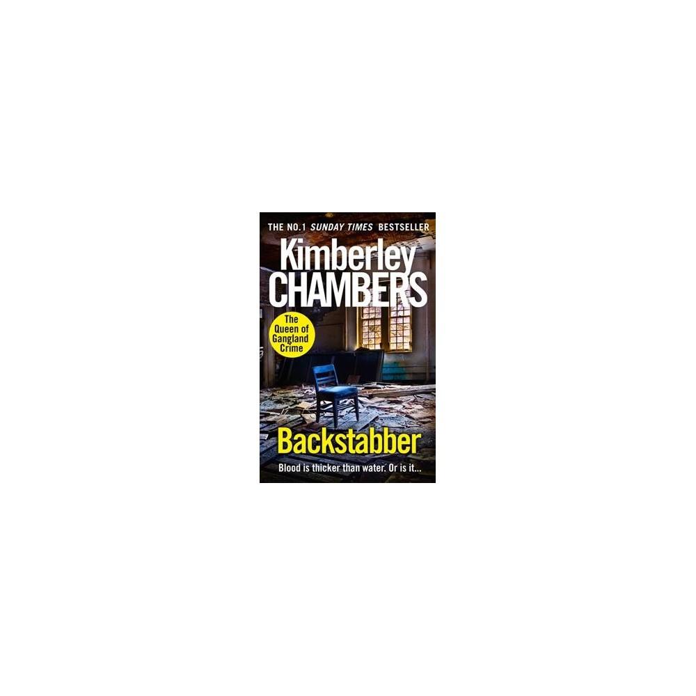 Backstabber - by Kimberley Chambers (Paperback)