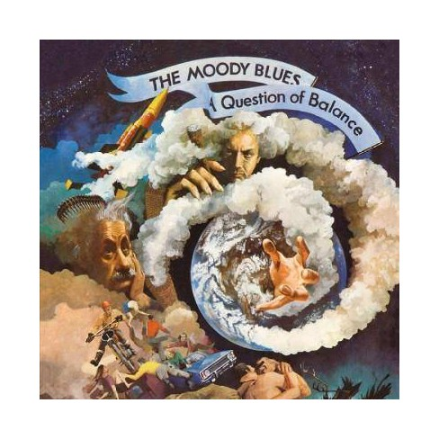Moody Blues - Question Of Balance (Vinyl) - image 1 of 1