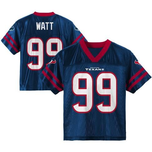 NFL Houston Texans Toddler Boys' JJ Watt Short Sleeve Jersey - 2T