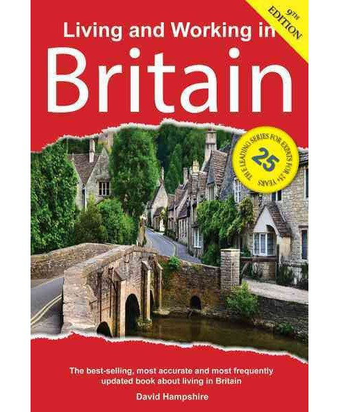 Living and Working in Britain : A Survival Handbook (Paperback) (David Hampshire) - image 1 of 1