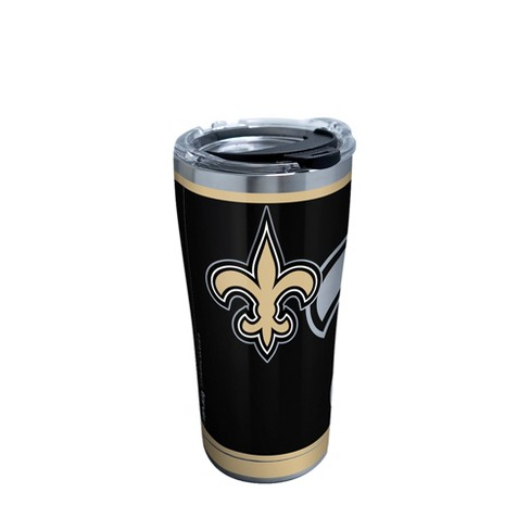 NFL New Orleans Saints 20oz Rush Tumbler - image 1 of 1