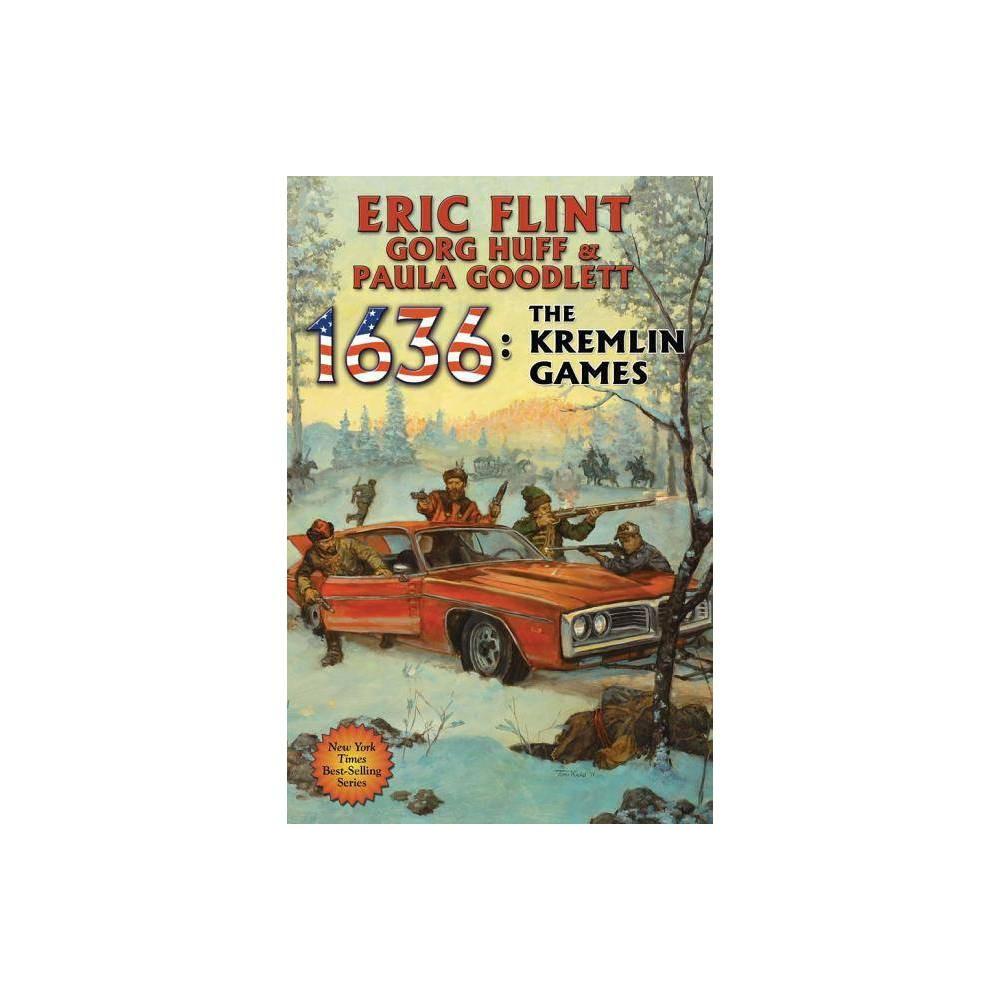 1636 The Kremlin Games Volume 14 Ring Of Fire By Eric Flint Paperback