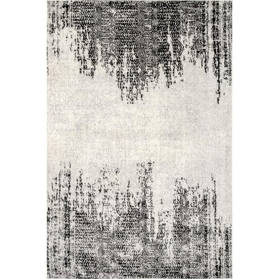 nuLOOM Penelope Faded Global Chevrons Area Rug