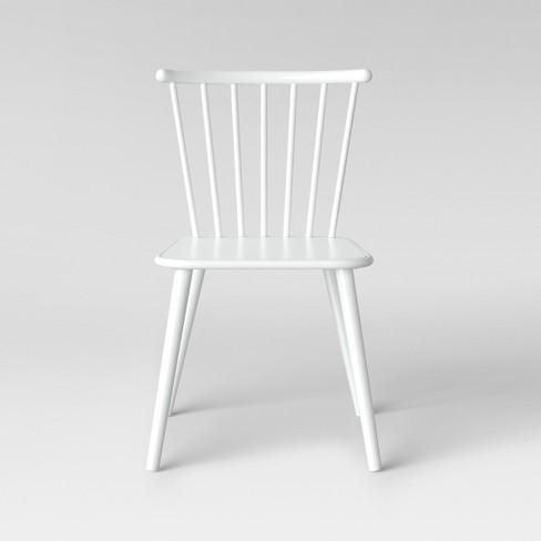 d6cba4435aec Metal Windsor Chair (Set Of 2) White - Pillowfort™   Target