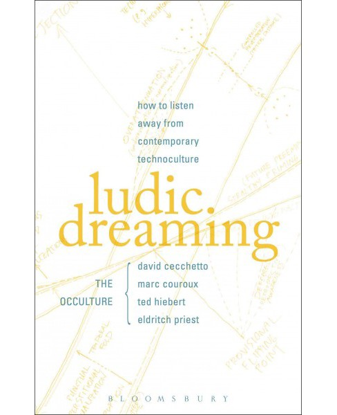 Ludic Dreaming : How to Listen Away from Contemporary Technoculture (Paperback) (David Cecchetto) - image 1 of 1