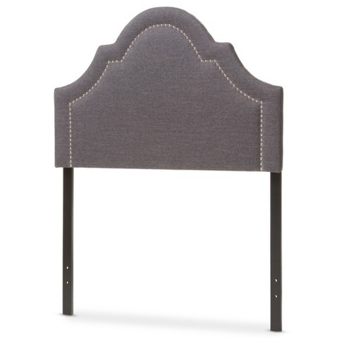 Rita Modern And Contemporary Fabric Upholstered Headboard - Twin - Baxton Studio - image 1 of 4