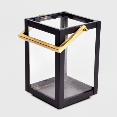 Metal Lantern Small - Black - Project 62™