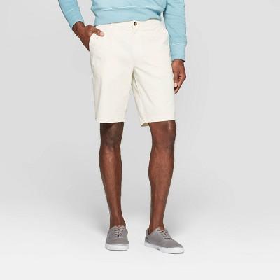 "Men's 10.5"" Flat Front Shorts - Goodfellow & Co™"