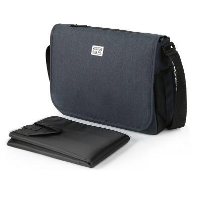Fulton Bag Co. Messenger - Navy