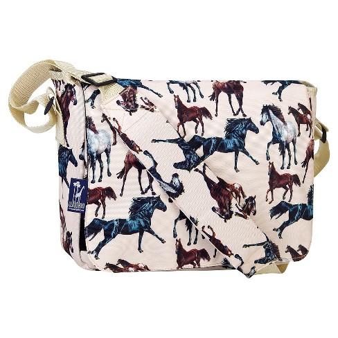 Wildkin Horse Dreams Kickstart Messenger Bag - image 1 of 1