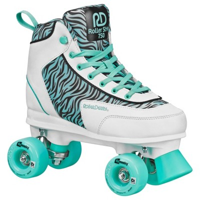 Roller Derby Women's Roller Star 750 High Top Roller Skate - White