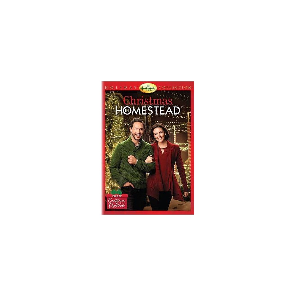 Christmas In Homestead (Dvd)