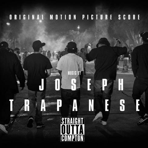 Joseph trapanese - Straight outta compton (Osc) (CD) - image 1 of 1