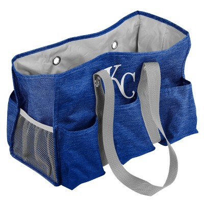 MLB Kansas City Royals Crosshatch Jr Caddy Backpack