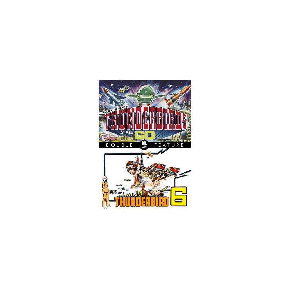 Thunderbird 6/Thunderbirds Are Go (Dvd)