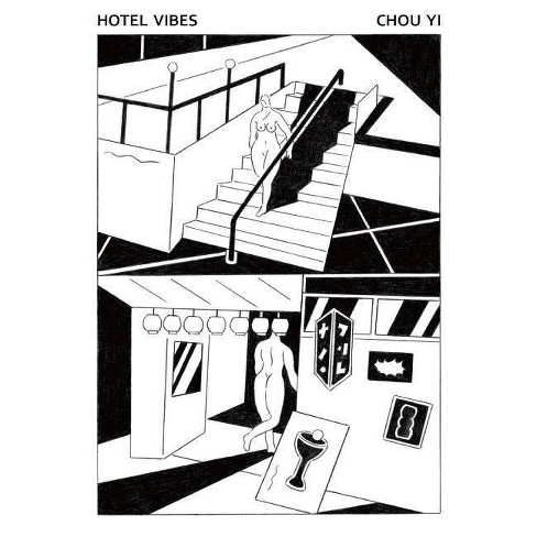 Hotel Vibes - by  Chou Yi (Paperback) - image 1 of 1