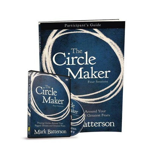 The Circle Maker Participant's Guide with DVD - by  Mark Batterson (Paperback) - image 1 of 1