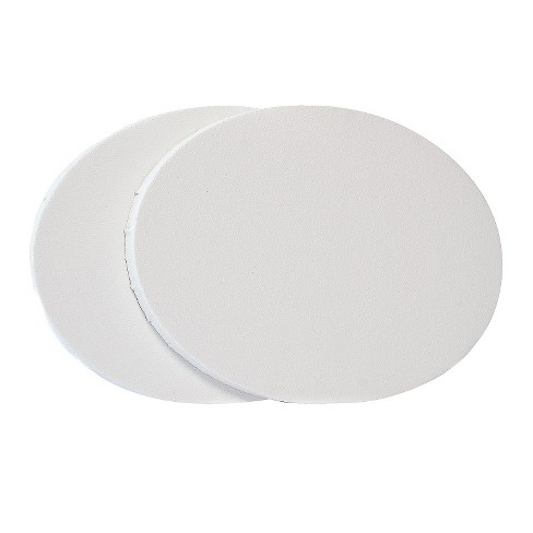 Fredrix® Oval Stretched Canvas - image 1 of 2