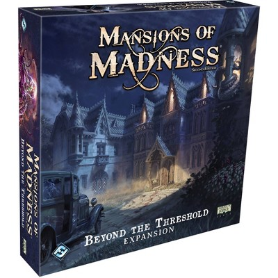 Mansions of Madness: Beyond the Threshold Game Expansion