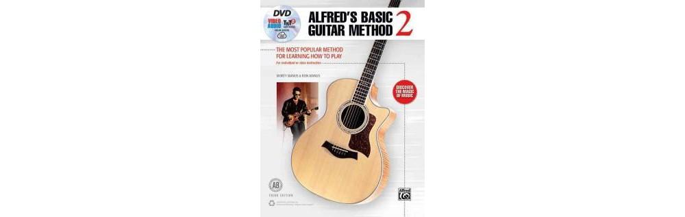 Alfred's Basic Guitar Method 2 : The Most Popular Method ...