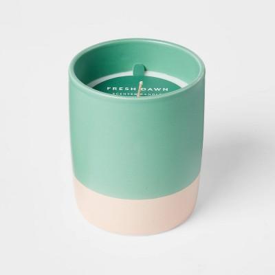 7oz Glass Jar Fresh Dawn Candle - Room Essentials™