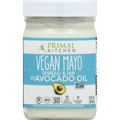 Primal Kitchen Vegan Mayo - 12oz