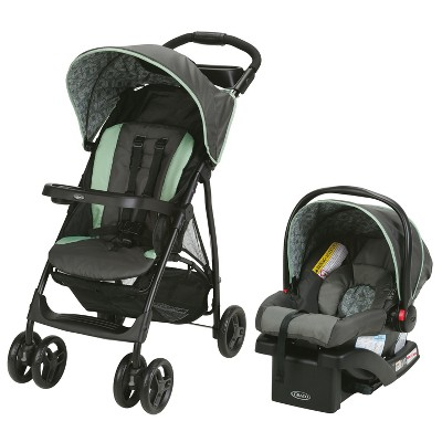 Graco Lite Rider LX Travel System - Ames