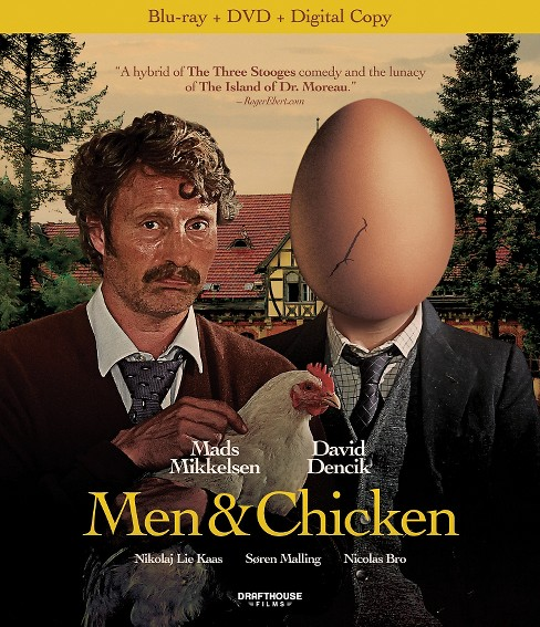 Men & Chicken (Bd/Dvd Combo) (Blu-ray) - image 1 of 1