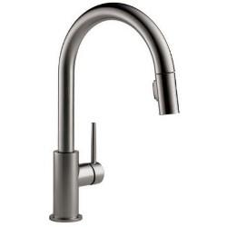 Delta Faucet 9159-DST Trinsic Pull-Down Kitchen Faucet
